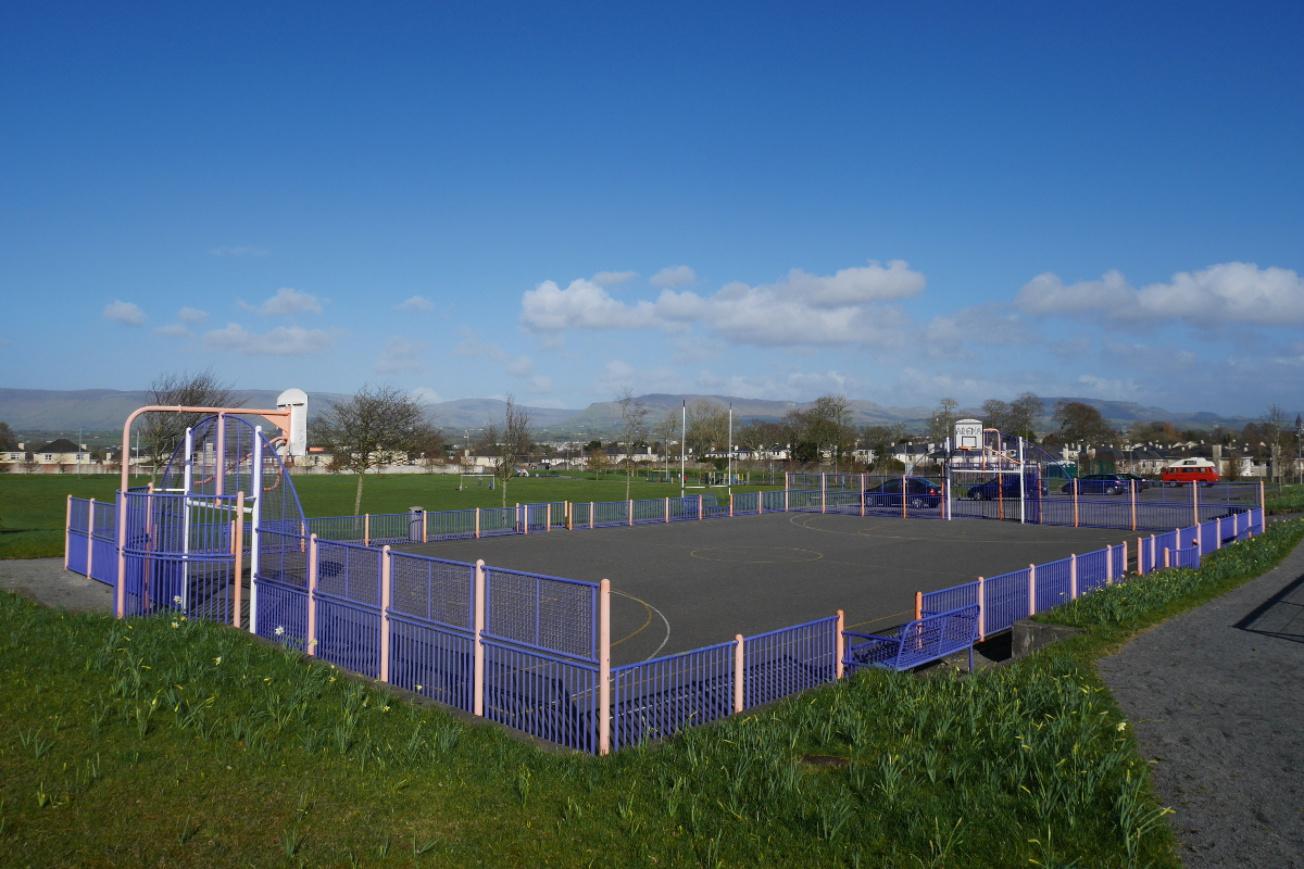 Mitchell Curley Park