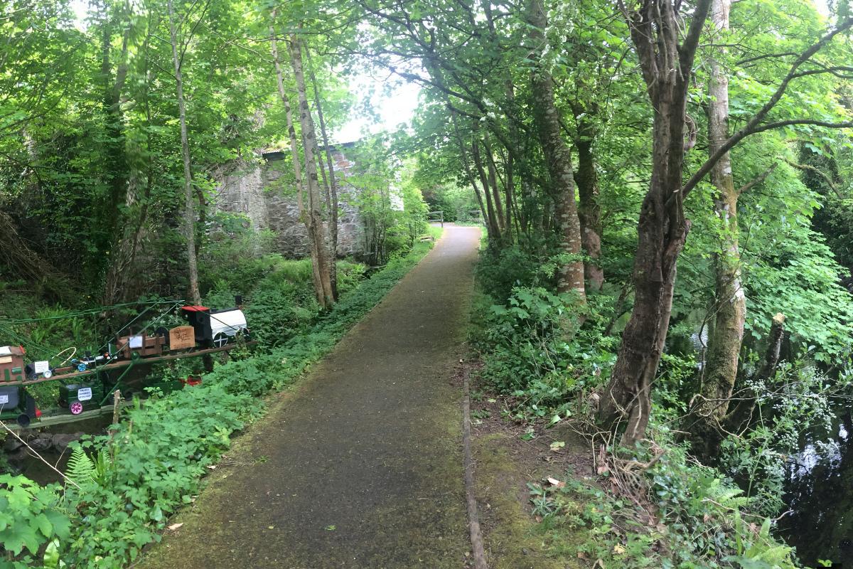 Coolaney River Walks