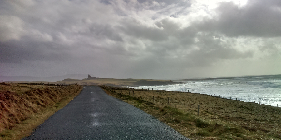 Mullaghmore Coast Road
