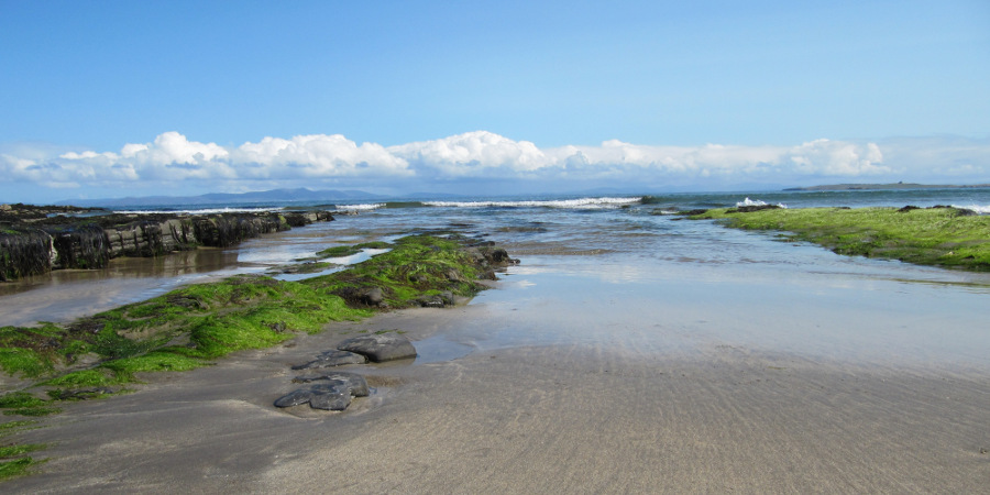 Streedagh Beach and Donegal Bay