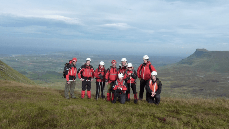 Robbery Highlights Vital Work of Mountain Rescue Team