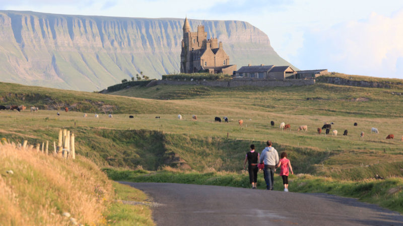 The Top Ten of the Most Instagrammable backdrops in County Sligo