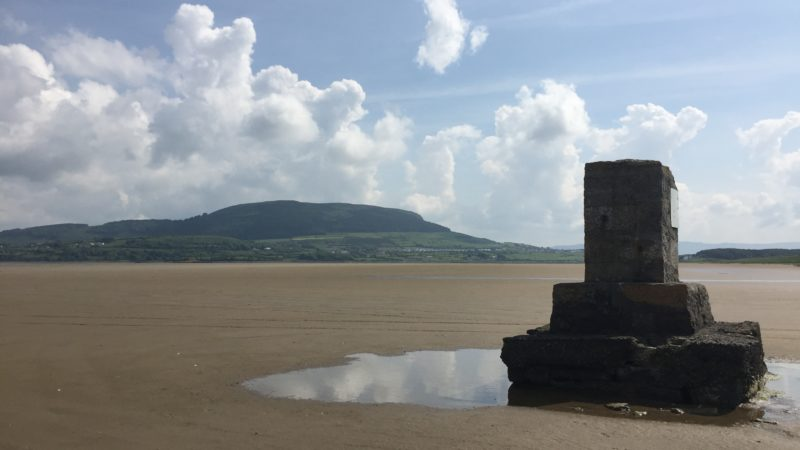 An island walk in Sligo