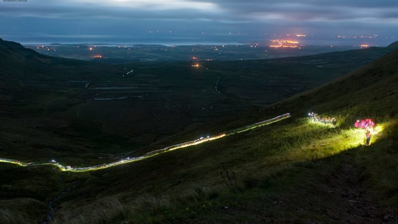 Ben Bulben Night Time Walk This Weekend