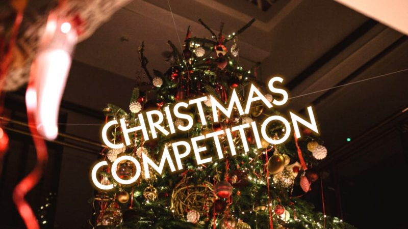 Sligo Walks Christmas Competition with Radisson Blu Hotel